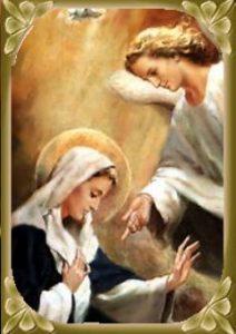 Angelus annunciation