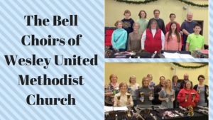 January 14, 2018 – The Bell Choirs of Wesley United Methodist Church