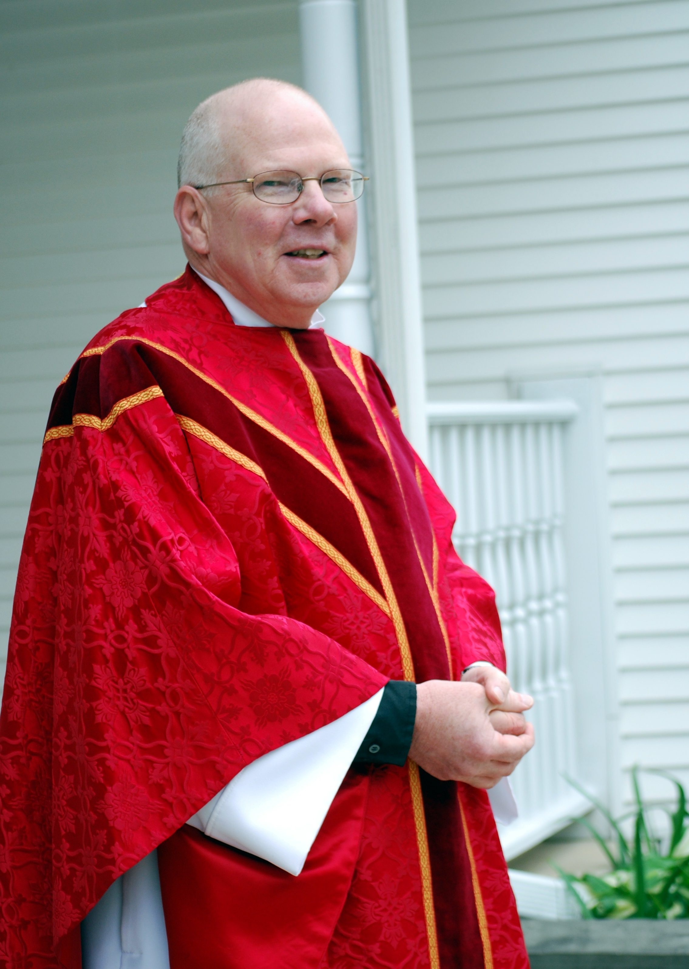 The Reverend Canon Paul C. Donecker
