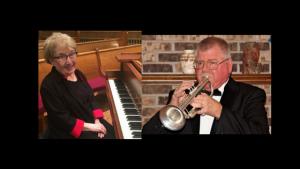 November 11, 2018 – Judy Blee, keyboard & Dale Orris, trumpet