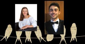 December 9, 2018 – Renee Long, violin & Ben Nylander, keyboard